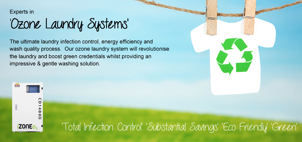 Ozone Laundry Systems