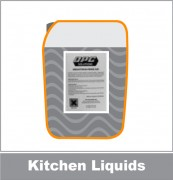 3. Kitchen Liquids