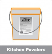 4. Kitchen Powders