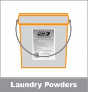 2. Laundry Powders
