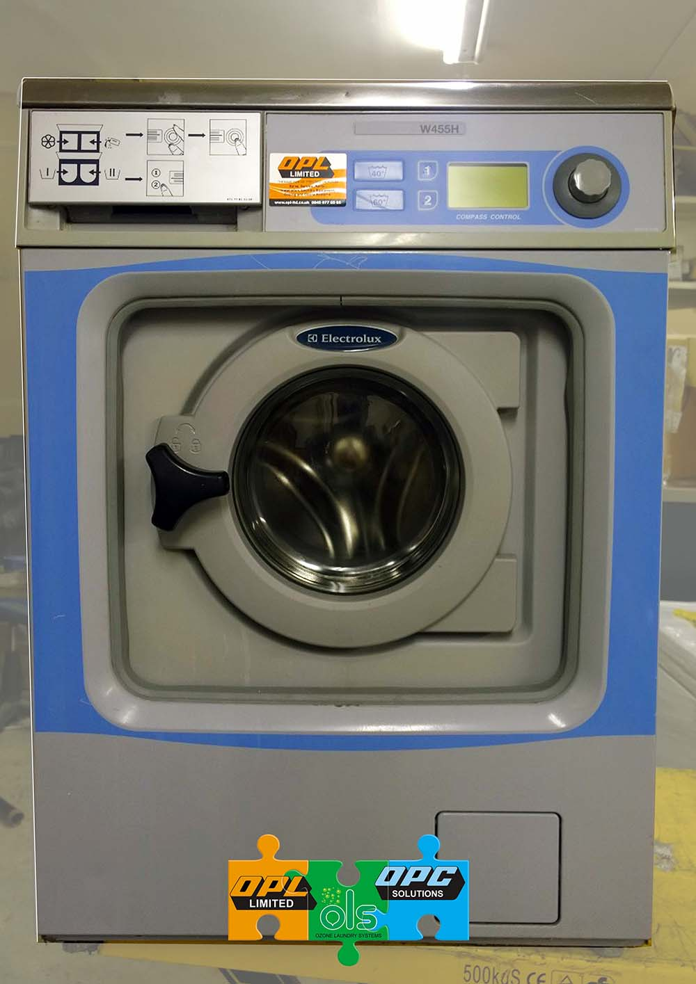 Electrolux Washer Extractor ~ Electrolux w h hushållsapparater