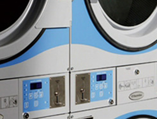 Managed Coin Operated Laundry Facility